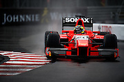 May 20-24, 2015: GP2 Monaco - Andre Negrao, Arden International