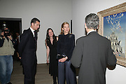 THE DUKE AND DUCHESS OF PALMA, Dali and Film. Tate Modern. 30 May 2007.  -DO NOT ARCHIVE-© Copyright Photograph by Dafydd Jones. 248 Clapham Rd. London SW9 0PZ. Tel 0207 820 0771. www.dafjones.com.