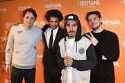 100% NL Awards 2018 in Panama, Amsterdam.<br /> <br /> Op de foto:  Chef Special