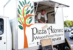 Pizza Adorare - Mandatory by-line: Robbie Stephenson/JMP - 08/09/2016 - BASKETBALL - SGS Arena - Bristol, England - Bristol Flyers v USA Select - Preseason Friendly