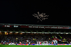 Fireworks above the Atyeo stand sponsored by Lancer Scott - Mandatory by-line: Dougie Allward/JMP - 05/11/2016 - FOOTBALL - Ashton Gate - Bristol, England - Bristol City v Brighton and Hove Albion - Sky Bet Championship