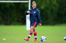 Kate Newton of Bristol Rugby Ladies - Mandatory by-line: Dougie Allward/JMP - 09/09/2017 - FOOTBALL - Cleve RFC - Bristol, England - Bristol Rugby Ladies