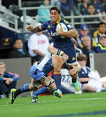 Dunedin-Super Rugby, Highlanders v Force, March 15
