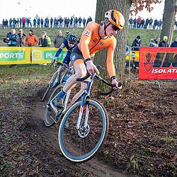 26-01-2020: Wielrennen: Wereldbeker Veldrijden: Hoogerheide <br />Hugo Kars