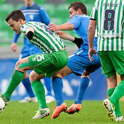 20121201: SLO, Football - PrvaLiga NZS, NK Olimpija vs ND Gorica