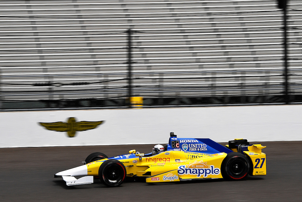 12-14 May, 2016, Indianapolis, Indiana, USA<br /> Marco Andretti<br /> &copy;2016, Scott R LePage <br /> LAT Photo USA