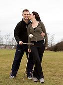 Louise Declan Engagement photos Galway