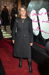 TRACEY EMIN at the Warner Music Brit Party held at the Freemason's Hall, 60 Great Queen Street, London on 25th February 2015.