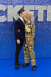 May 20, 2019 - London, England, United Kingdom - Leyton (R) arrives for the UK film premiere of 'Rocketman' at Odeon Luxe, Leicester Square on 20 May, 2019 in London, England. (Credit Image: © Wiktor Szymanowicz/NurPhoto via ZUMA Press)