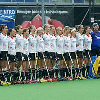 W15 Germany v Belgie