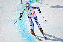 Laura Valeanu, Women's Giant Slalom at the 2014 Sochi Winter Paralympic Games, Russia