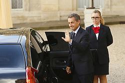 September 15, 2017 - Paris, France, France - Nicolas Sarkozy (Credit Image: © Panoramic via ZUMA Press)