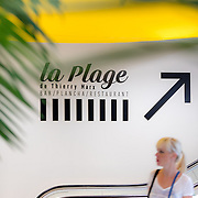 Aéroport de nice, restaurant la plage de thierry Marx, la plancha