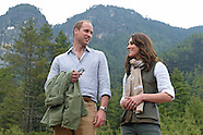 Duke & Duchess of Cambridge Tiger's Nest