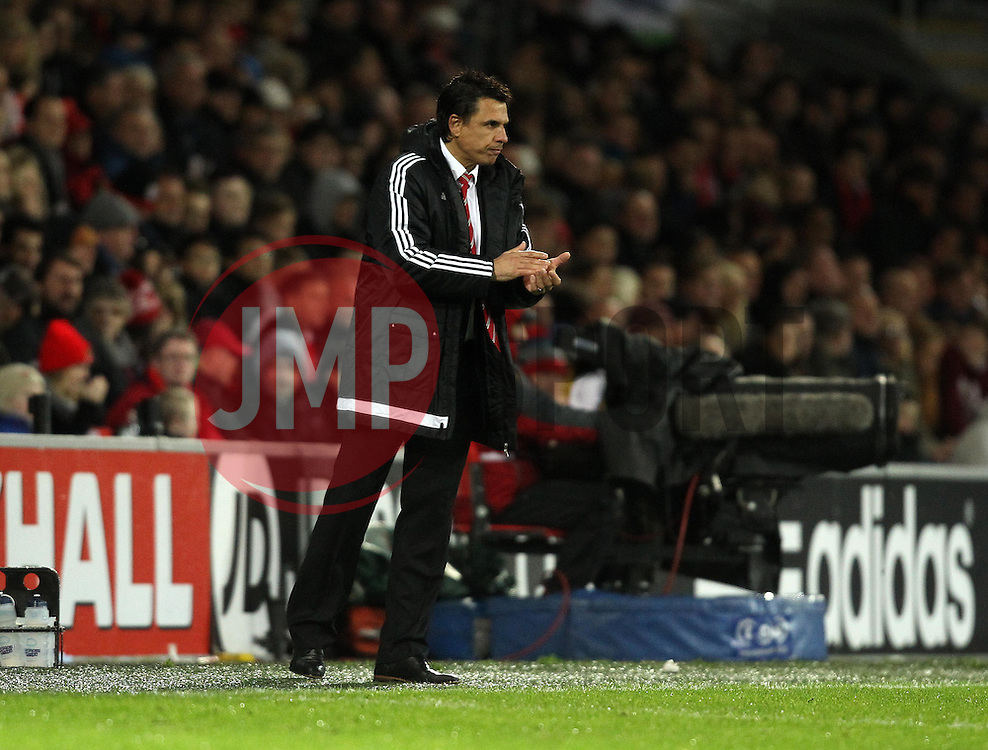 Wales manager Chris Coleman - Mandatory byline: Robbie Stephenson/JMP - 07966 386802 - 13/11/2015 - FOOTBALL - Cardiff City Stadium - Cardiff, Wales - Wales v Netherlands - International Friendly