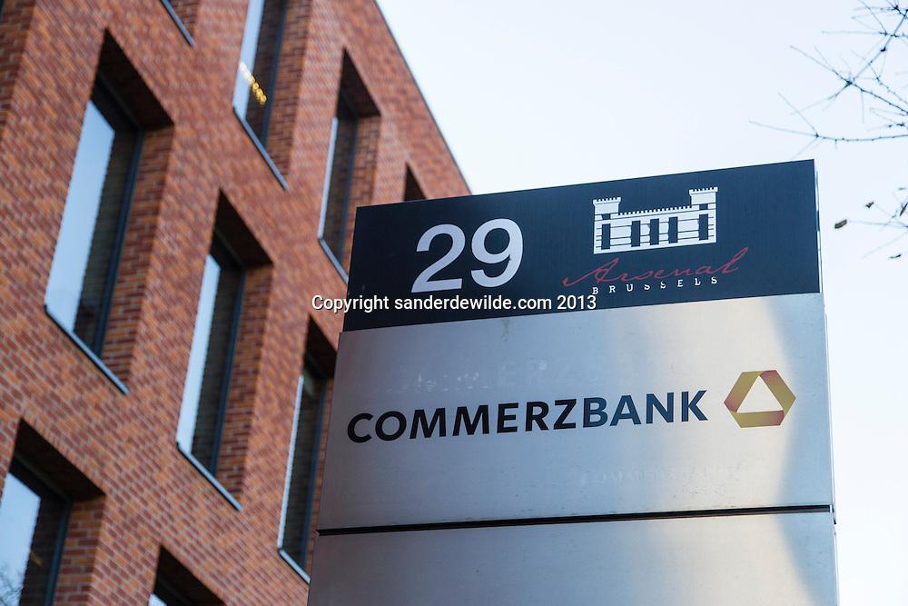 Commerzbank AG Boulevard Louis Schmidt 29, B-1040 Brussels