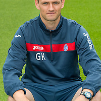 St Johnstone FC...Season 2011-12<br /> Graham Kirk<br /> Picture by Graeme Hart.<br /> Copyright Perthshire Picture Agency<br /> Tel: 01738 623350  Mobile: 07990 594431