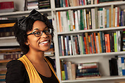 Alice Ragland poses for portraits at University Campus Ministry in Athens, Ohio on Thursday, February 7, 2013. Photo by Chris Franz