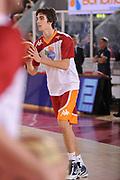 DESCRIZIONE : Teramo Lega A 2011-12 Banca Tercas Teramo Acea Virtus Roma<br /> GIOCATORE : Filippo Gorrieri<br /> CATEGORIA : riscaldamento pregame<br /> SQUADRA : Acea Virtus Roma<br /> EVENTO : Campionato Lega A 2011-2012<br /> GARA : Banca Tercas Teramo Acea Virtus Roma<br /> DATA : 27/12/2011<br /> SPORT : Pallacanestro<br /> AUTORE : Agenzia Ciamillo-Castoria/GiulioCiamillo<br /> Galleria : Lega Basket A 2011-2012<br /> Fotonotizia : Teramo Lega A 2011-12 Banca Tercas Teramo Acea Virtus Roma<br /> Predefinita :