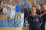 DESCRIZIONE : Bormio Torneo Internazionale Diego Gianatti Italia Ungheria<br /> GIOCATORE : Simone Pianigiani<br /> SQUADRA : Nazionale Italia Uomini<br /> EVENTO : Torneo Internazionale Guido Gianatti<br /> GARA : Italia Ungheria<br /> DATA : 09/07/2010 <br /> CATEGORIA : ritratto coach presentazione prima della partita<br /> SPORT : Pallacanestro <br /> AUTORE : Agenzia Ciamillo-Castoria/GiulioCiamillo<br /> Galleria : Fip Nazionali 2010 <br /> Fotonotizia : Bormio Torneo Internazionale Diego Gianatti Italia Ungheria<br /> Predefinita :