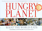 Hungry Planet: What the World Eats, by Continent