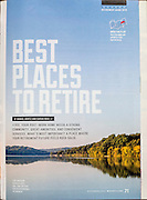 Photography of Bella Vista, Arkansas, for a feature in Money Magazine for the Best Places for retire.