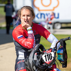05-05-2020: Wielrennen: BMX KNWU: Papendal <br />Laura Smulders