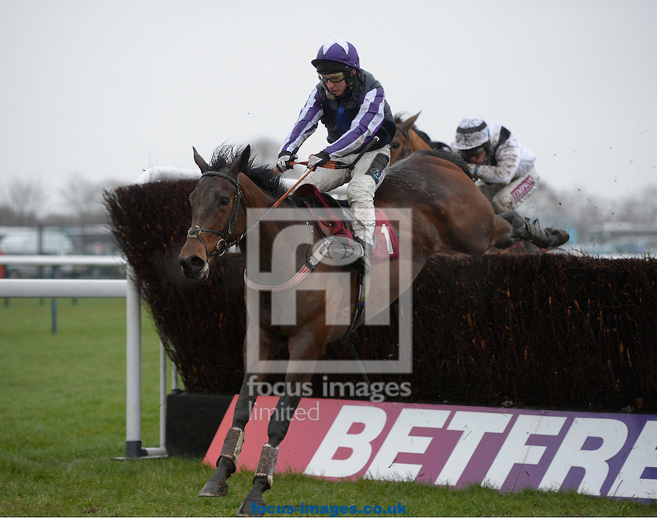 A preview of this weekend's favourites in UK Racing.<br /> Picture by Martin Lynch/Focus Images Ltd 07501333150<br /> 09/12/2016<br /> <br /> Original caption:<br /> KYLEMORE LOUGH with J Moore wins Novice Limited handicap Chase at Haydock 20-2-16.