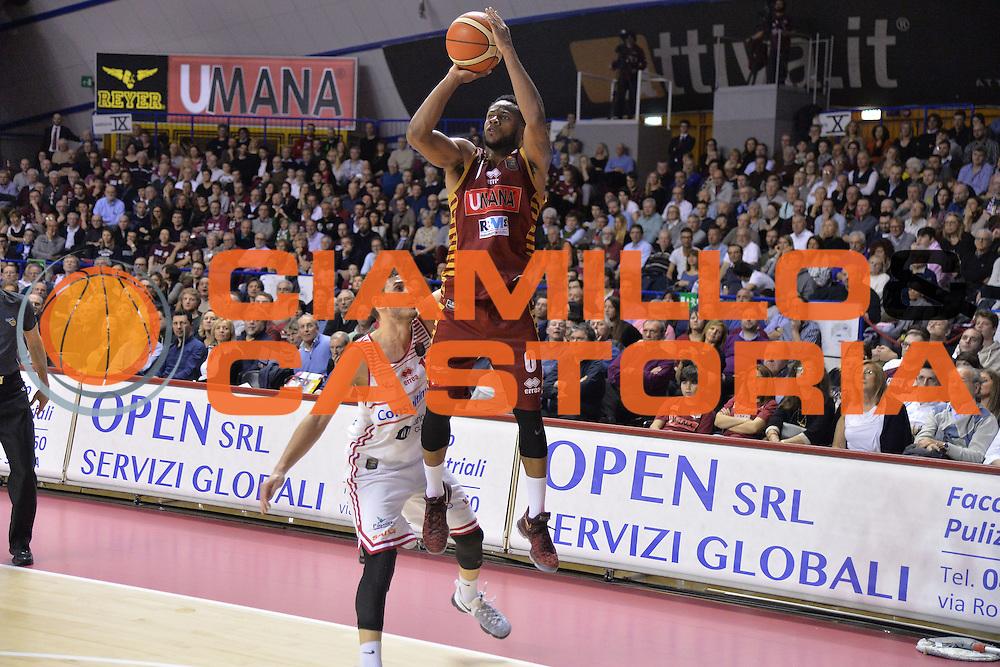 MarQuez Haynes<br /> Venezia 05 Marzo 2017 -<br /> Campionato Basket Lega A <br /> Umana Reyer Venezia vs Consultinvest Pesaro<br /> Foto Ciamillo/Michele Gregolin