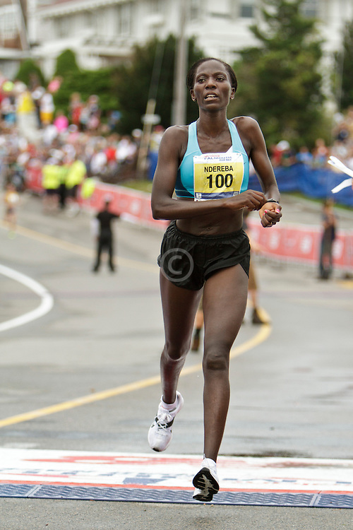 Falmouth Road Race, Catherine Ndereba