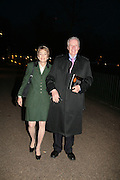 Myra Millinger and Vernon Swaback, Maricopa Partnership for Arts and Culture,  Arizona Office of Tourism, and Arizona Department of Commerce<br />  In association with the Architecture Foundation and Blueprint magazine host Phoenix: 21st Century City , Serpentine Gallery, London. 12 March 2007.  -DO NOT ARCHIVE-© Copyright Photograph by Dafydd Jones. 248 Clapham Rd. London SW9 0PZ. Tel 0207 820 0771. www.dafjones.com.