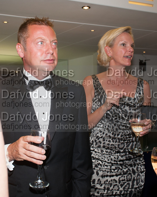 MATTHEW FREUD; ELIZABETH MURDOCH, 2012 GQ Men of the Year Awards,  Royal Opera House. Covent Garden, London.  3 September 2012