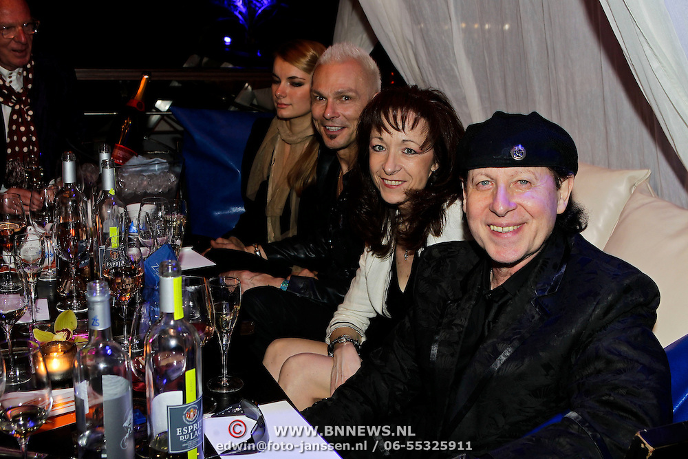 MON/Monte Carlo/20100512 - World Music Awards 2010, Scorpions, singer Klaus Meine