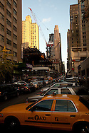 250 W 55th Street NYC from South West<br /> November 11th, 2011