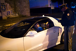 A group of minors were caught driving a flashy Pontiac Trans Am on the streets of Culiacan during a routine traffic police stop.  The car was impounded and the children were taken to their parents house.  Mexico's Narco Culture is marked with young people flouting the rule of law and showing ostentatious displays of wealth.