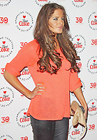 LONDON - January 30: Binky Felstead at the Diet Coke 30 Years Private Party (Photo by Brett D. Cove)
