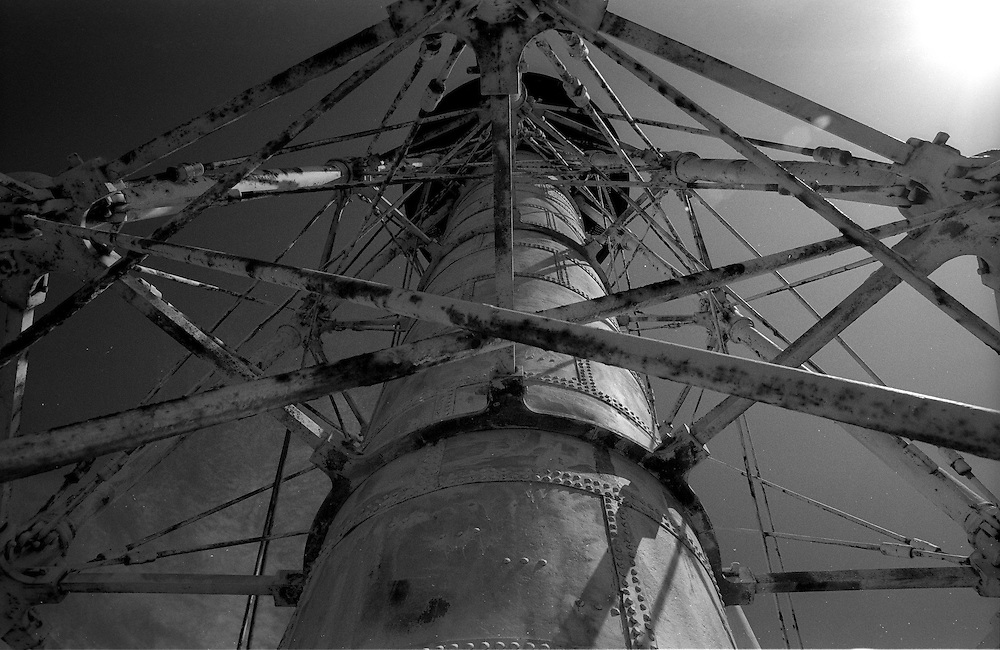 Port Eads Lighthouse, South Pass, LA, 4/08