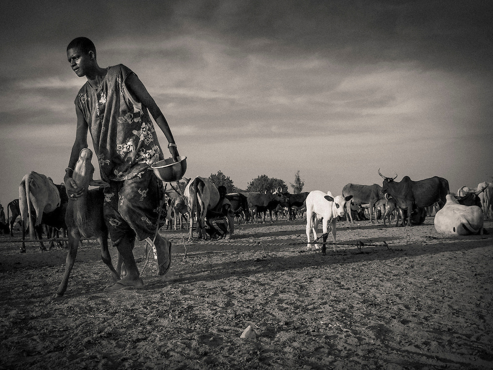 West, Africa, Mali,Mopti
