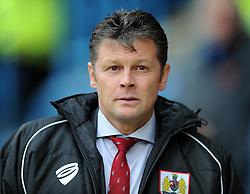 Bristol City manager, Steve Cotterill - Photo mandatory by-line: Dougie Allward/JMP - Mobile: 07966 386802 - 08/11/2014 - SPORT - Football - Gillingham - Priestfield Stadium - Gillingham v Bristol City - FA Cup - Round One