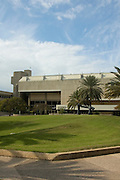 The Diaspora museum at the Tel Aviv university, Israel