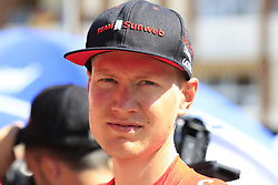 Wilco Kelderman (NED) Team Sunweb at sign on before the start of Stage 5 of La Vuelta 2019 running 170.7km from L'Eliana to Observatorio Astrofisico de Javalambre, Spain. 28th August 2019.<br /> Picture: Eoin Clarke | Cyclefile<br /> <br /> All photos usage must carry mandatory copyright credit (© Cyclefile | Eoin Clarke)