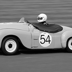 GOODWOOD REVIVAL.....Richard Gane in a 1953 Jowett Jupiter in the official practice for the Fordwater Trophy ..(c) STEPHEN LAWSON | SportPix.org.uk