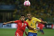 Brazil v Chile - 10 Oct 2017