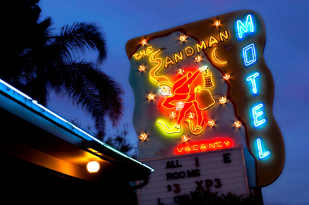 Classic 50's Neon Sign