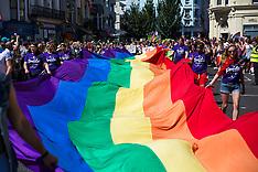Brighton Pride Parade 2016 Gscene