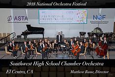 Southwest High School Chamber Orchestra