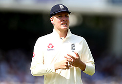 Gary Ballance of England - Mandatory by-line: Robbie Stephenson/JMP - 07/07/2017 - CRICKET - Lords - London, United Kingdom - England v South Africa - Investec Test Series