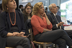 May 31, 2017 - Brussels, Belgium - The former Mayor of Milano, Giuliano Pisapia, is presenting in Brussels is a political program for a new, alternative, Italian left party. (Credit Image: © Riccardo Pareggiani/Pacific Press via ZUMA Wire)