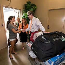 "University of Miami ""Move In Day"" 2015"