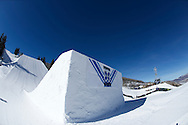 Feature during Slopestyle Practice at the 2013 X Games Aspen at Buttermilk Mountain in Aspen, CO.  Brett Wilhelm/ESPN